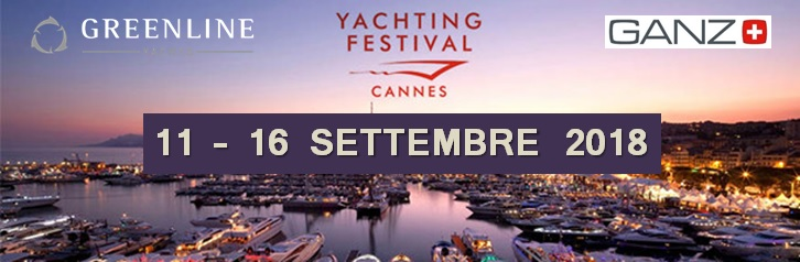 cannes, festival, ganz boats, greenline, settembre, barche