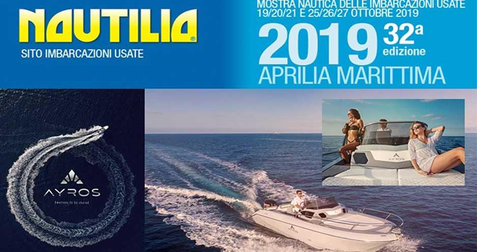 nautilia 2019 - 19/20/21- 25/26/27 OTTOBRE