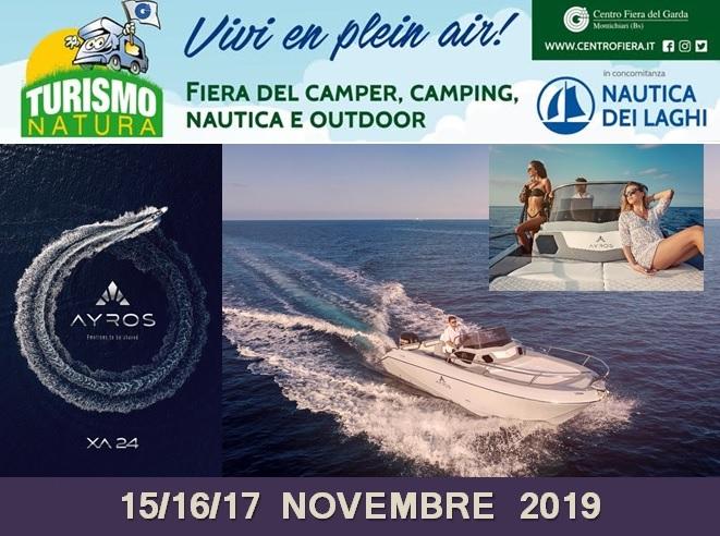 Fiera Nautica dei Laghi 2019 - Montichiari