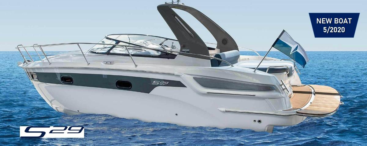 Noleggio barche con patente lago di Garda Pollini Rent